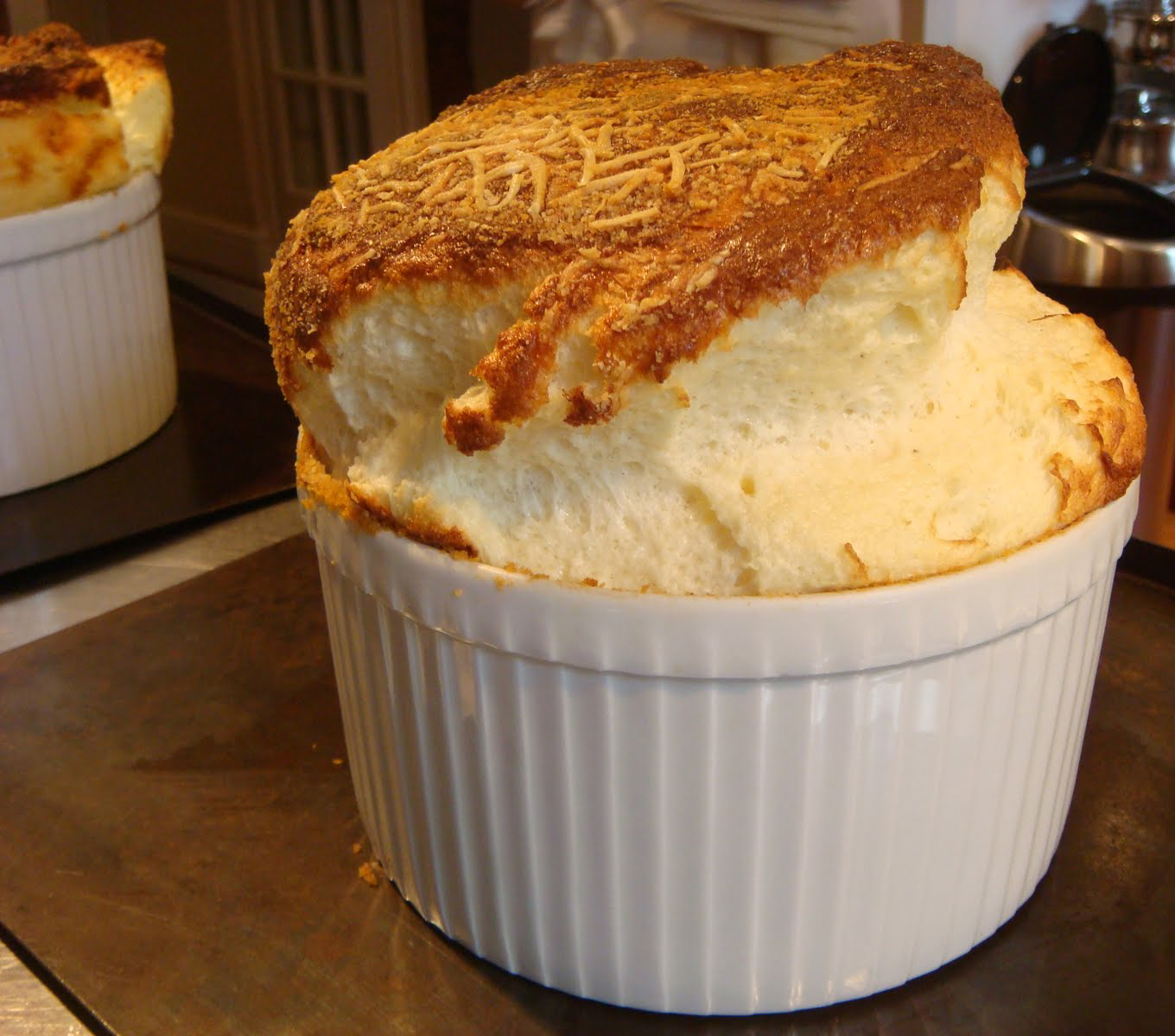 Cheese Souffles - Image 1