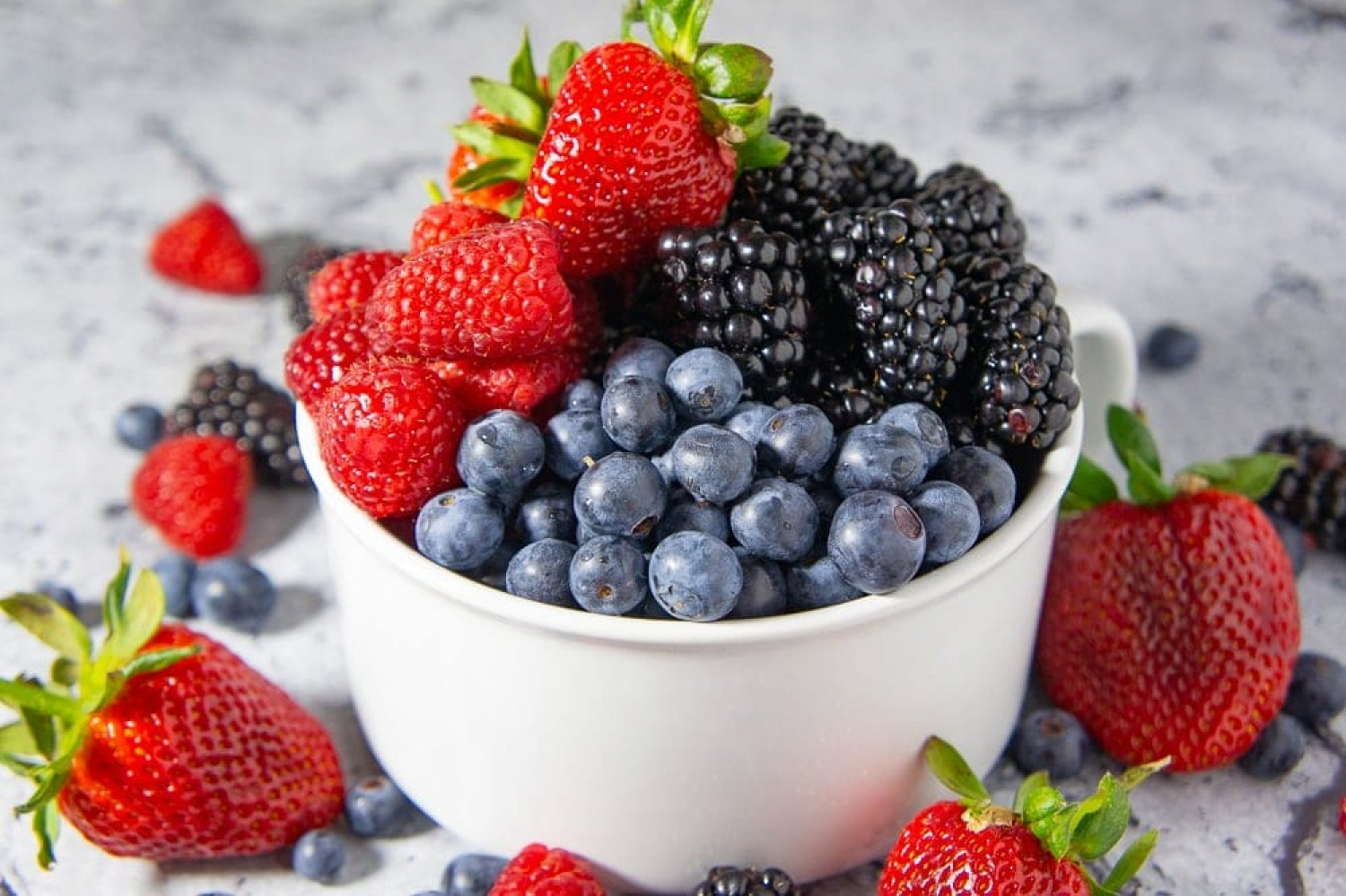 Dessert The Winter Chills And Berry It