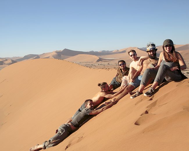 Driving Dirt Roads, Dunes And Deserts - Image 12