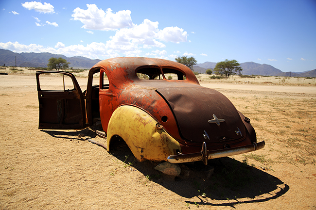 Driving Dirt Roads, Dunes And Deserts - Image 19