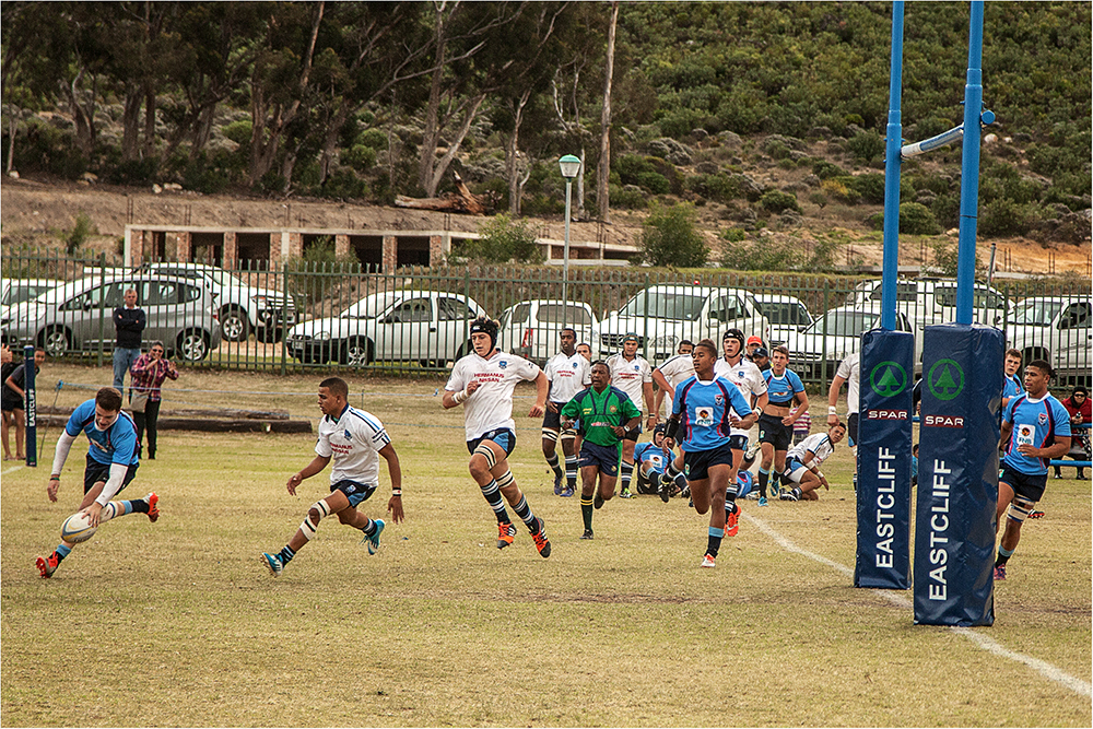 Inter-School Sports Day Worcester Gymnasium vs Hermanus High School
