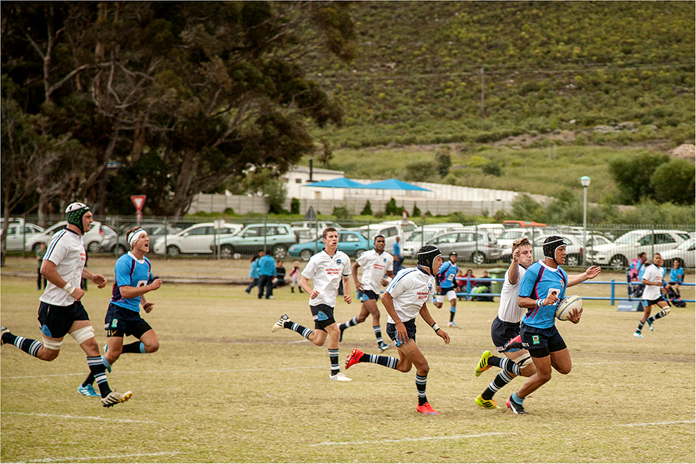 Inter-School Sports Day Worcester Gymnasium vs Hermanus High School - Image 10