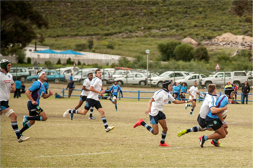Inter-School Sports Day Worcester Gymnasium vs Hermanus High School - Image 11