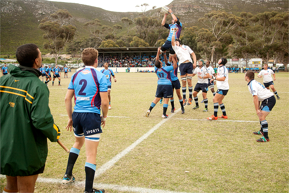 Inter-School Sports Day Worcester Gymnasium vs Hermanus High School - Image 12