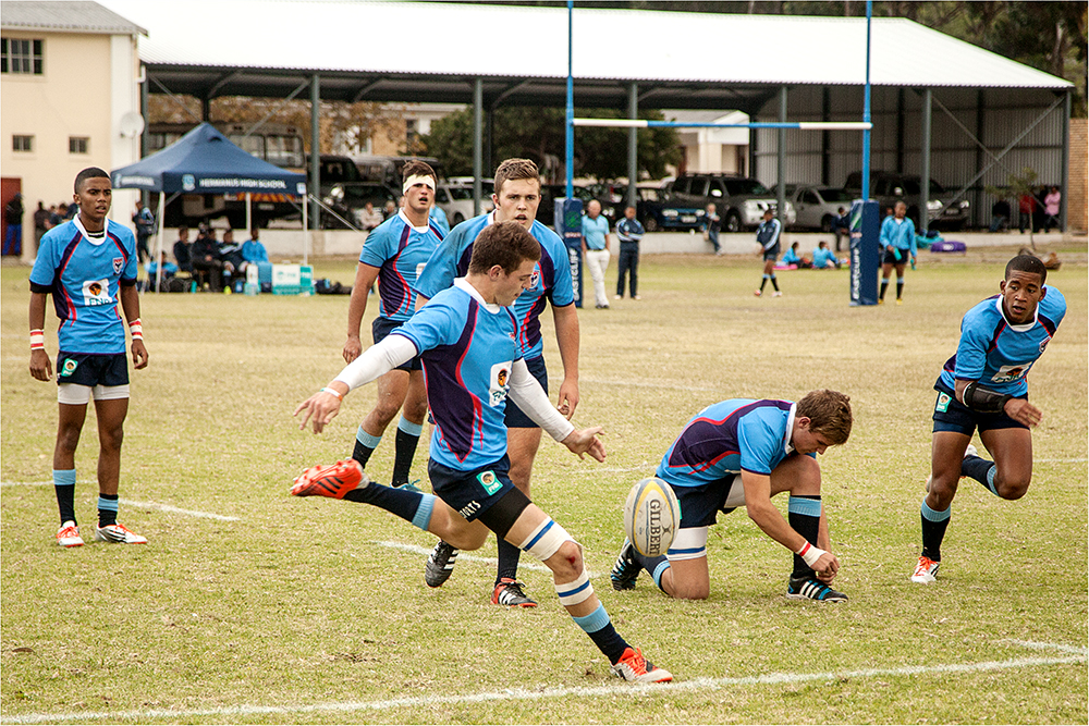 Inter-School Sports Day Worcester Gymnasium vs Hermanus High School - Image 13