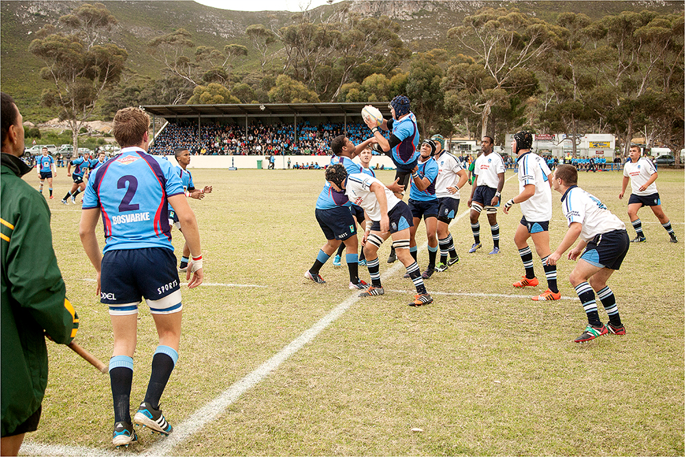 Inter-School Sports Day Worcester Gymnasium vs Hermanus High School - Image 14
