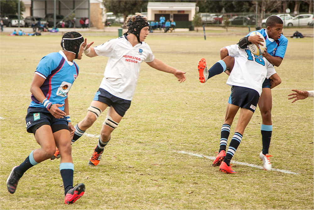 Inter-School Sports Day Worcester Gymnasium vs Hermanus High School - Image 17