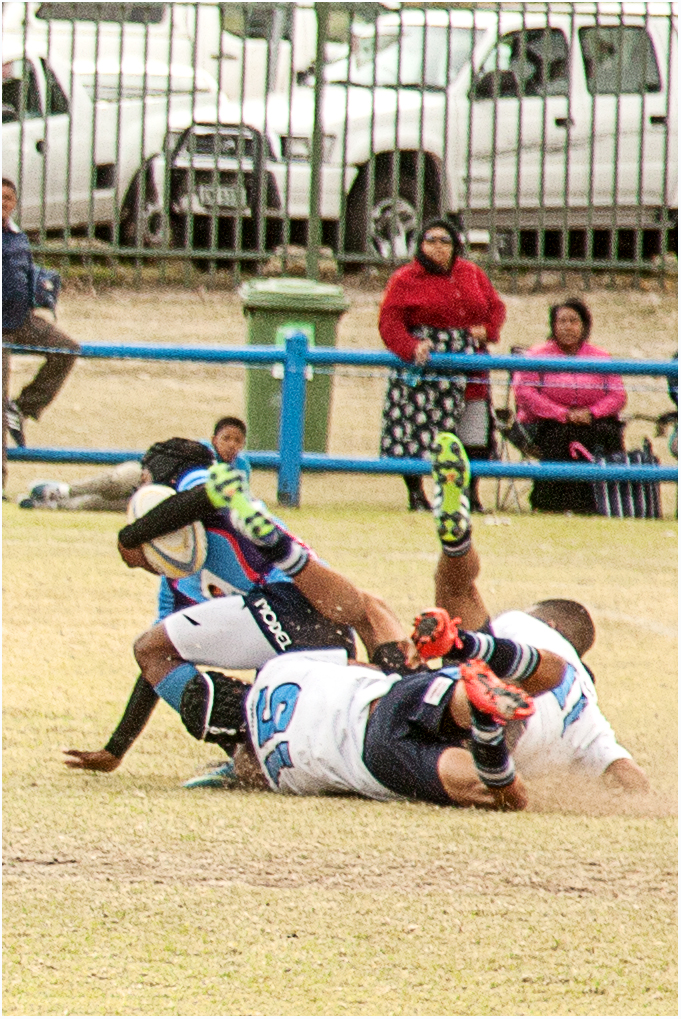 Inter-School Sports Day Worcester Gymnasium vs Hermanus High School - Image 18