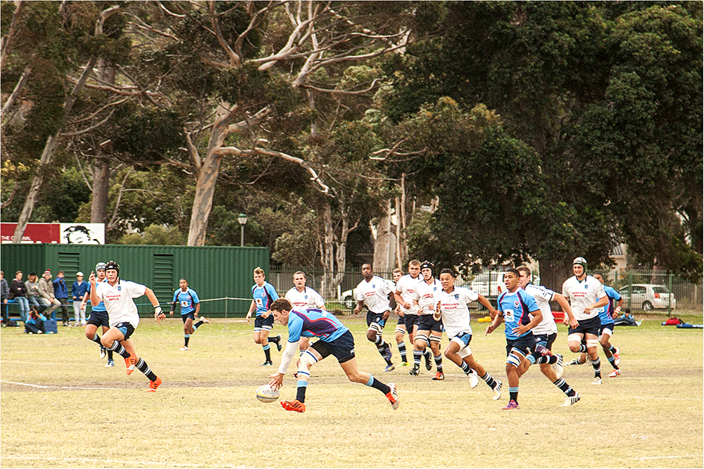 Inter-School Sports Day Worcester Gymnasium vs Hermanus High School - Image 19