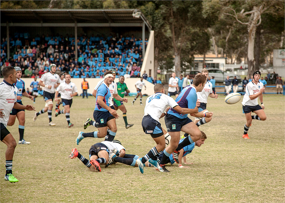 Inter-School Sports Day Worcester Gymnasium vs Hermanus High School - Image 2