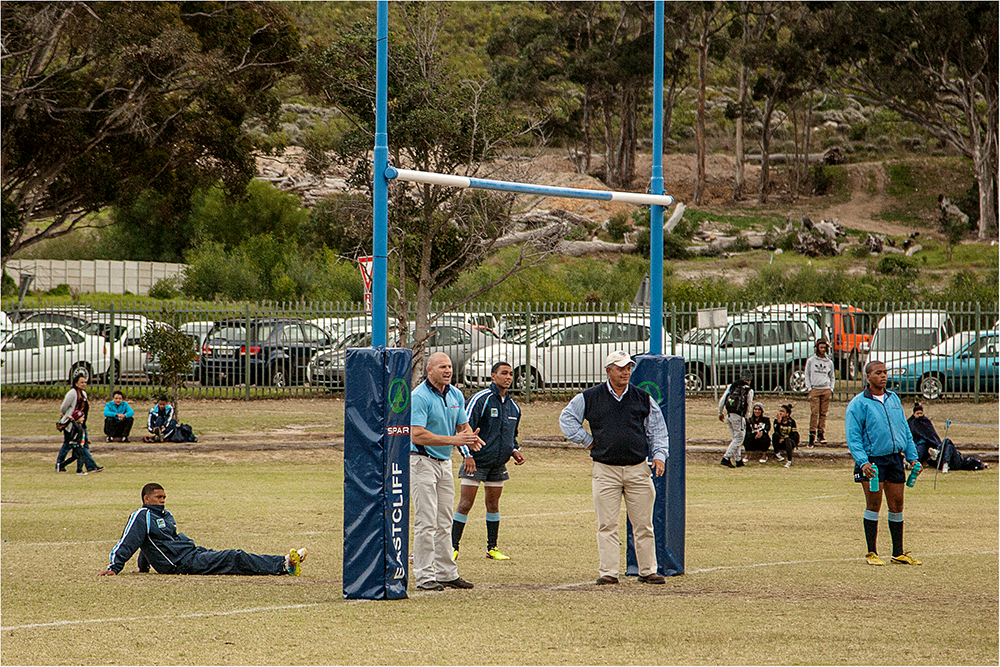 Inter-School Sports Day Worcester Gymnasium vs Hermanus High School - Image 20