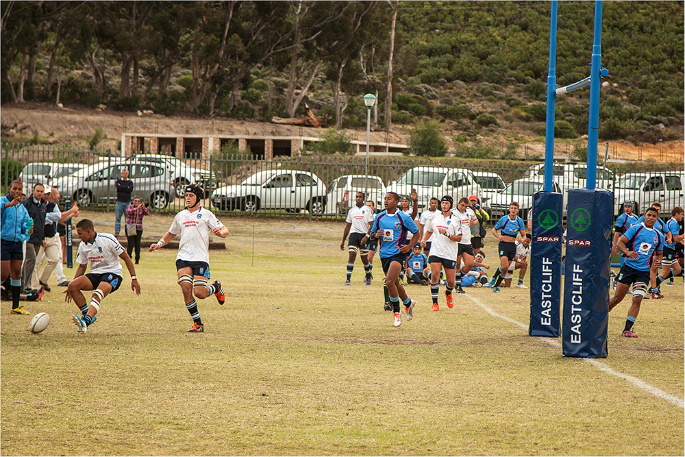Inter-School Sports Day Worcester Gymnasium vs Hermanus High School - Image 21