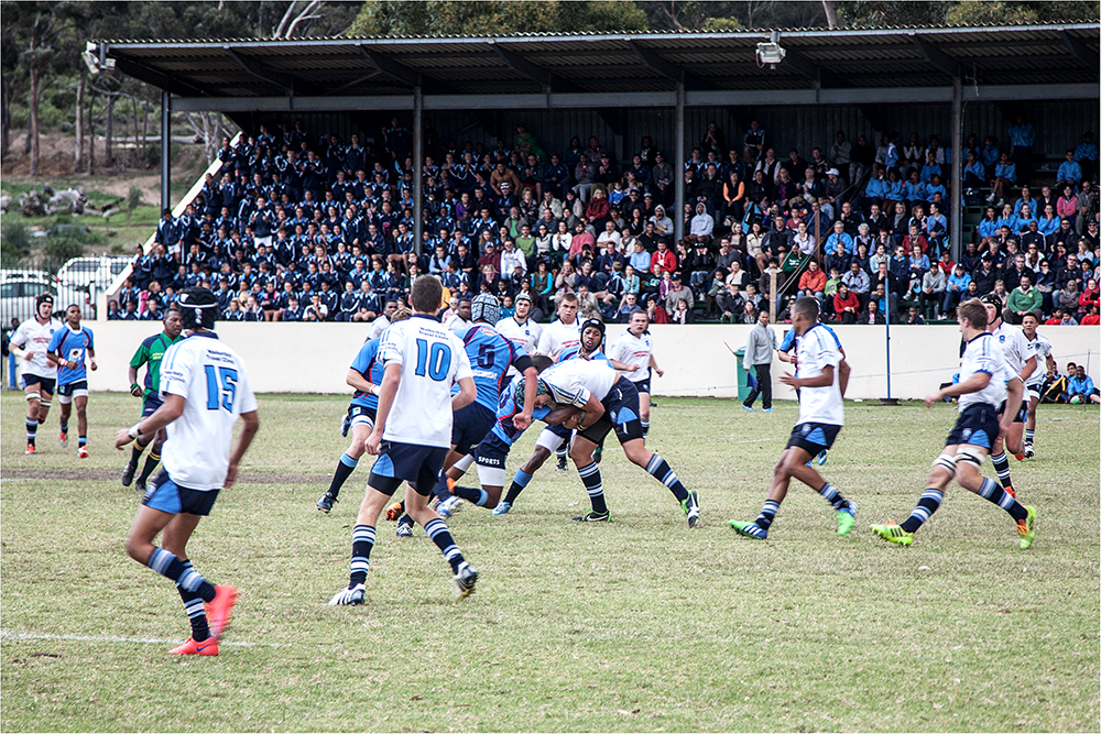 Inter-School Sports Day Worcester Gymnasium vs Hermanus High School - Image 25