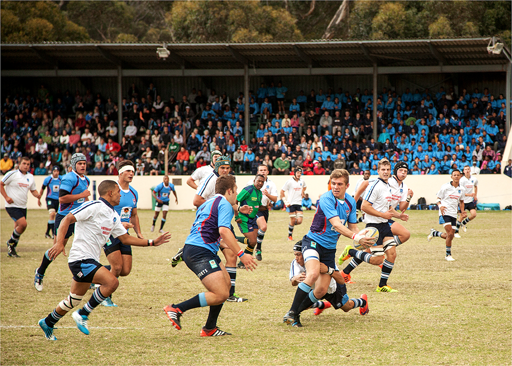 Inter-School Sports Day Worcester Gymnasium vs Hermanus High School - Image 3