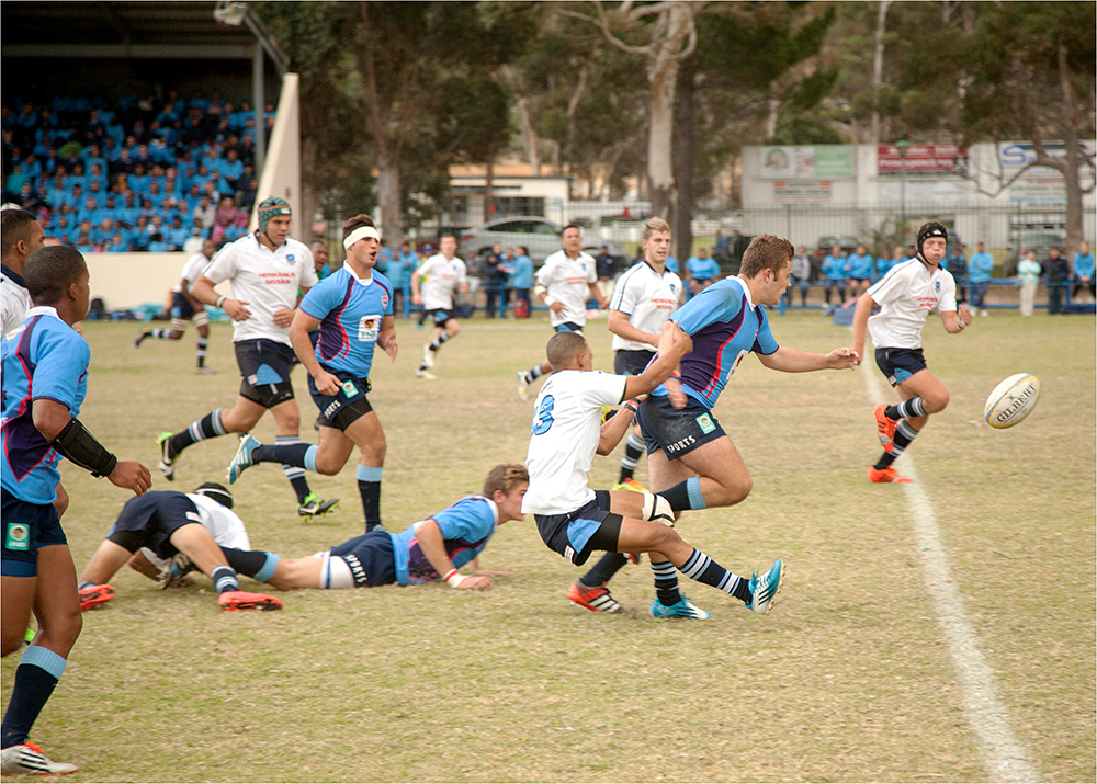 Inter-School Sports Day Worcester Gymnasium vs Hermanus High School - Image 4
