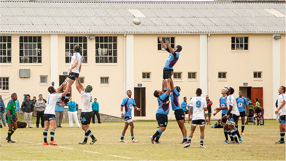 Inter-School Sports Day Worcester Gymnasium vs Hermanus High School - Image 6
