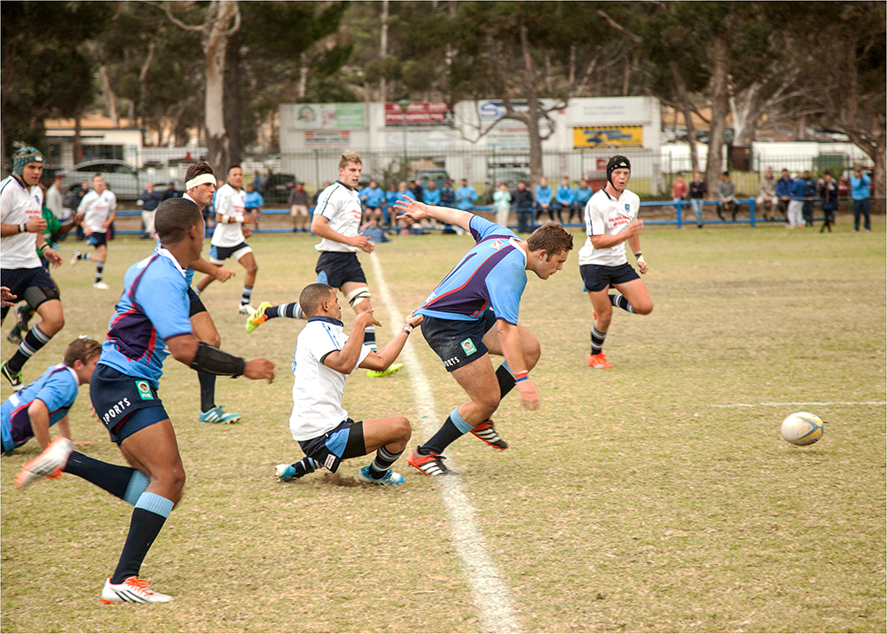 Inter-School Sports Day Worcester Gymnasium vs Hermanus High School - Image 8
