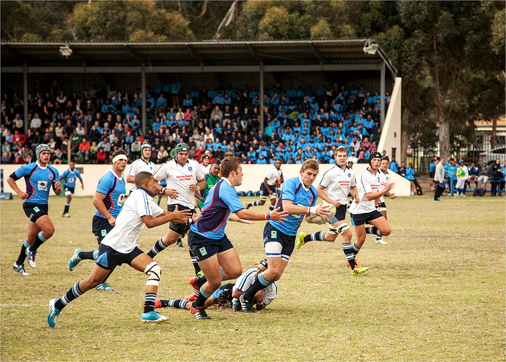 Inter-School Sports Day Worcester Gymnasium vs Hermanus High School - Image 9