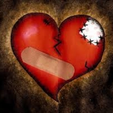 Seeing Red With A Broken Heart