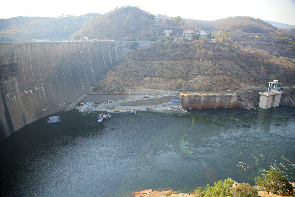 The Wall - Kariba Dam - Image 9