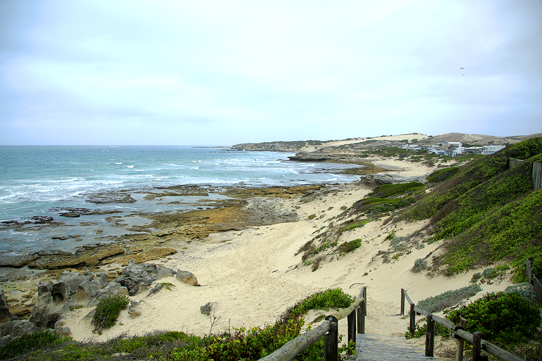 To Arniston With A Surfboard - Image 1