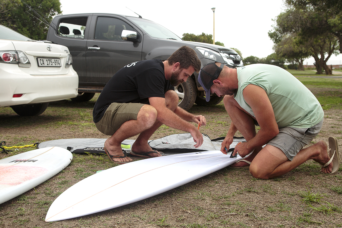 To Arniston With A Surfboard - Image 16
