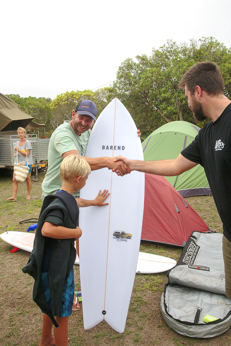 To Arniston With A Surfboard - Image 17