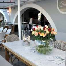 Seelan Restaurant and Bar:   V&A Waterfront