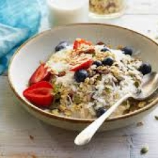 Breakfast Inspiration - BIRCHER