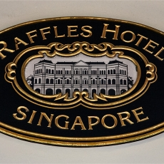 Ruffled in Raffles