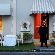 Duchess of Wisbeach: Sea Point