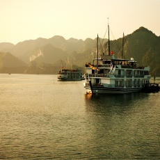 Halo! Halong is Halong Bay?  Halong can I stay?