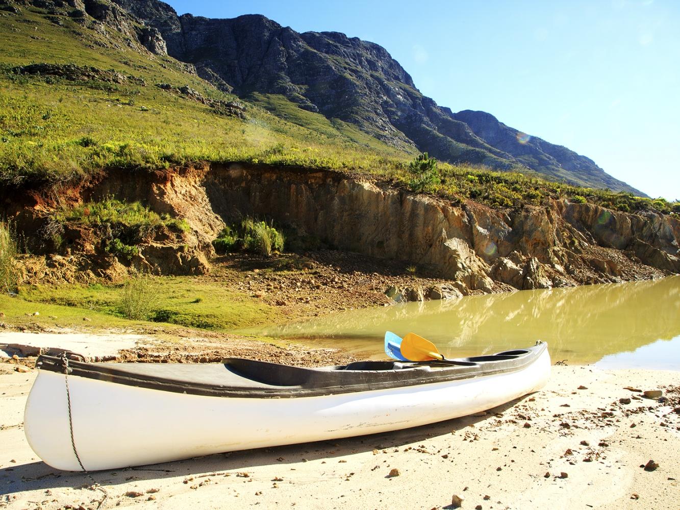 Fab Four Ride Again -  Kraalskloof Campsite - Slanghoek