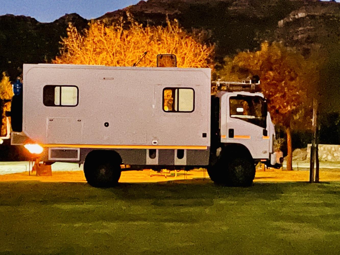 Flower Power - Camping Around Namaqualand