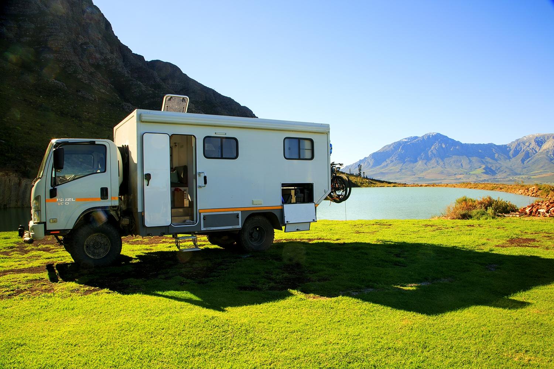 Wandering Closer To Home - Slanghoek - Kraalkloof Camp